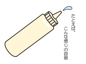 おしり洗いボトル