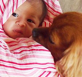 baby&dog